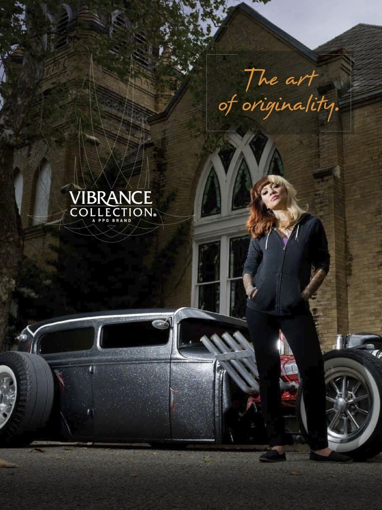 Vibrance Collection Brochure