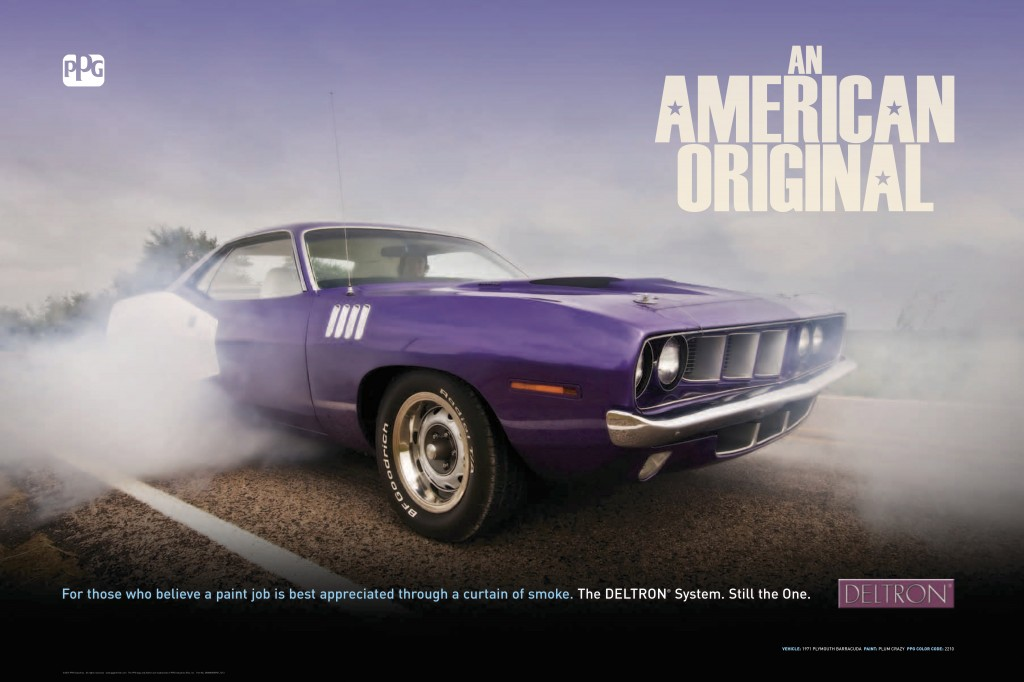 Muscle Car Campaign, Deltron