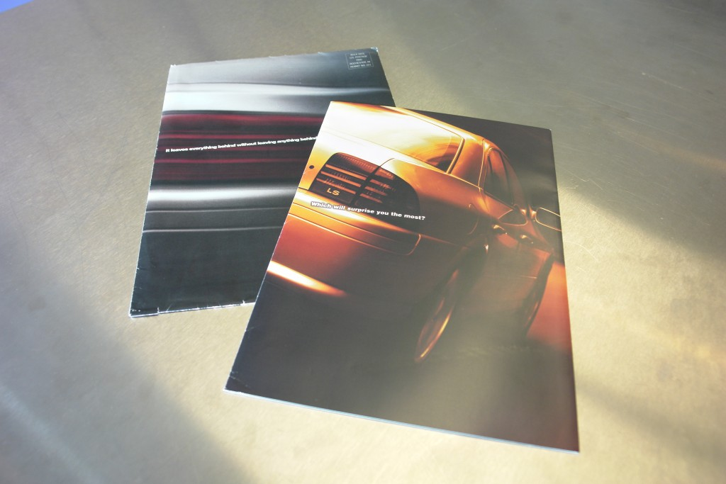Lincoln LS Launched Direct Mail Program