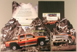 Chevy Colorado Direct Mail