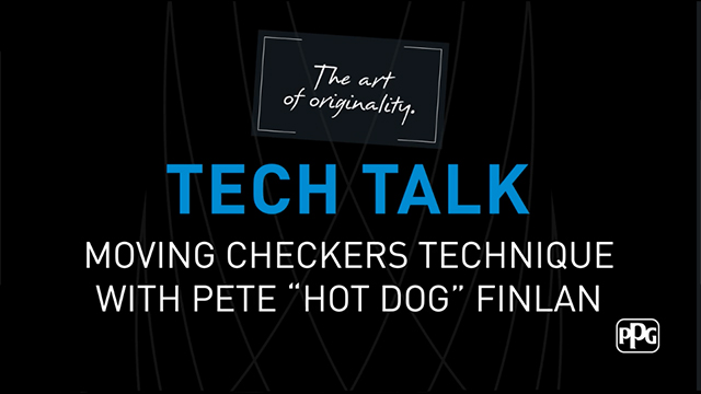 """Moving Checkers"" Tech Talk"