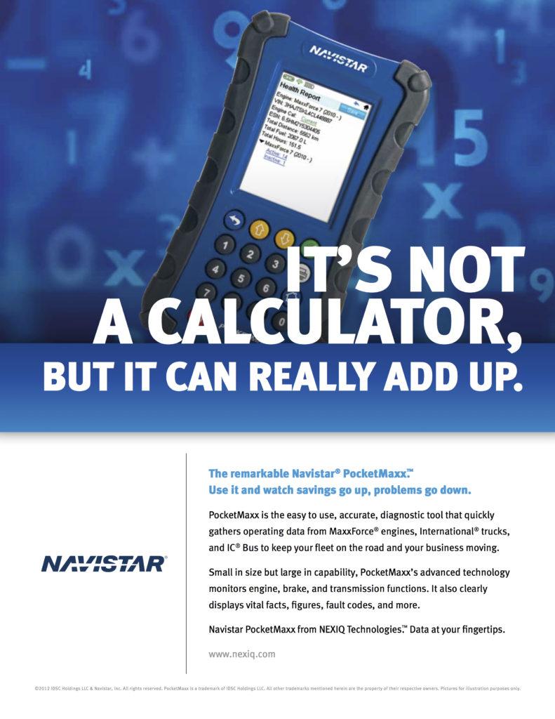 PocketMaxx, NEXIQ Technologies